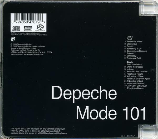 depeche mode 101 1989. Black Bedroom Furniture Sets. Home Design Ideas