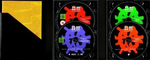 Depeche Mode Quot Tour Of The Universe Barcelona 20 21 11 09