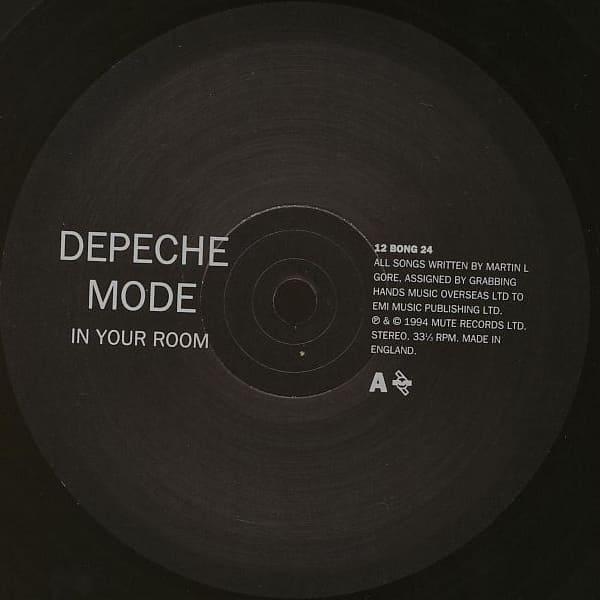 Depeche Mode Quot In Your Room Quot 1993
