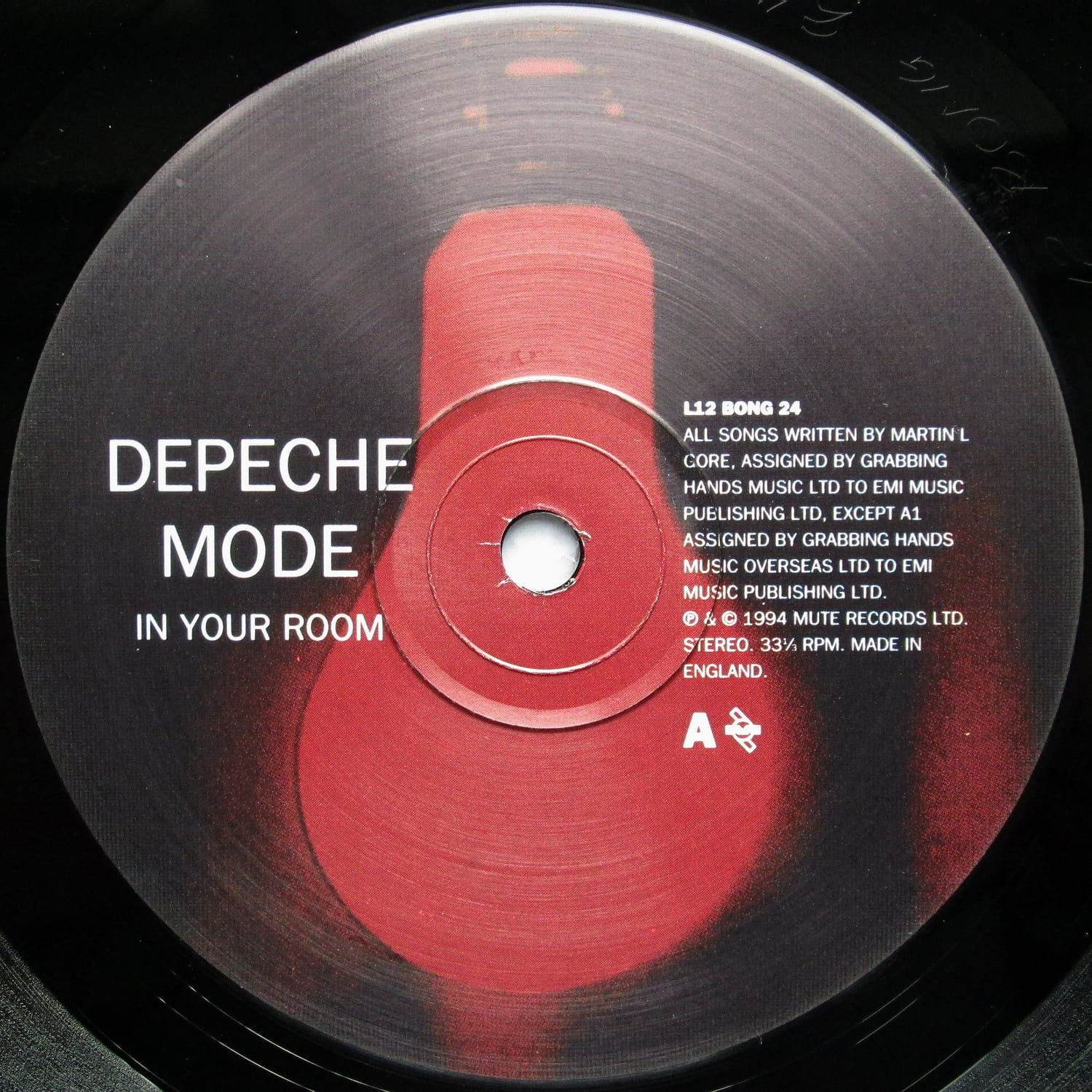 Depeche Mode In Your Room 1993