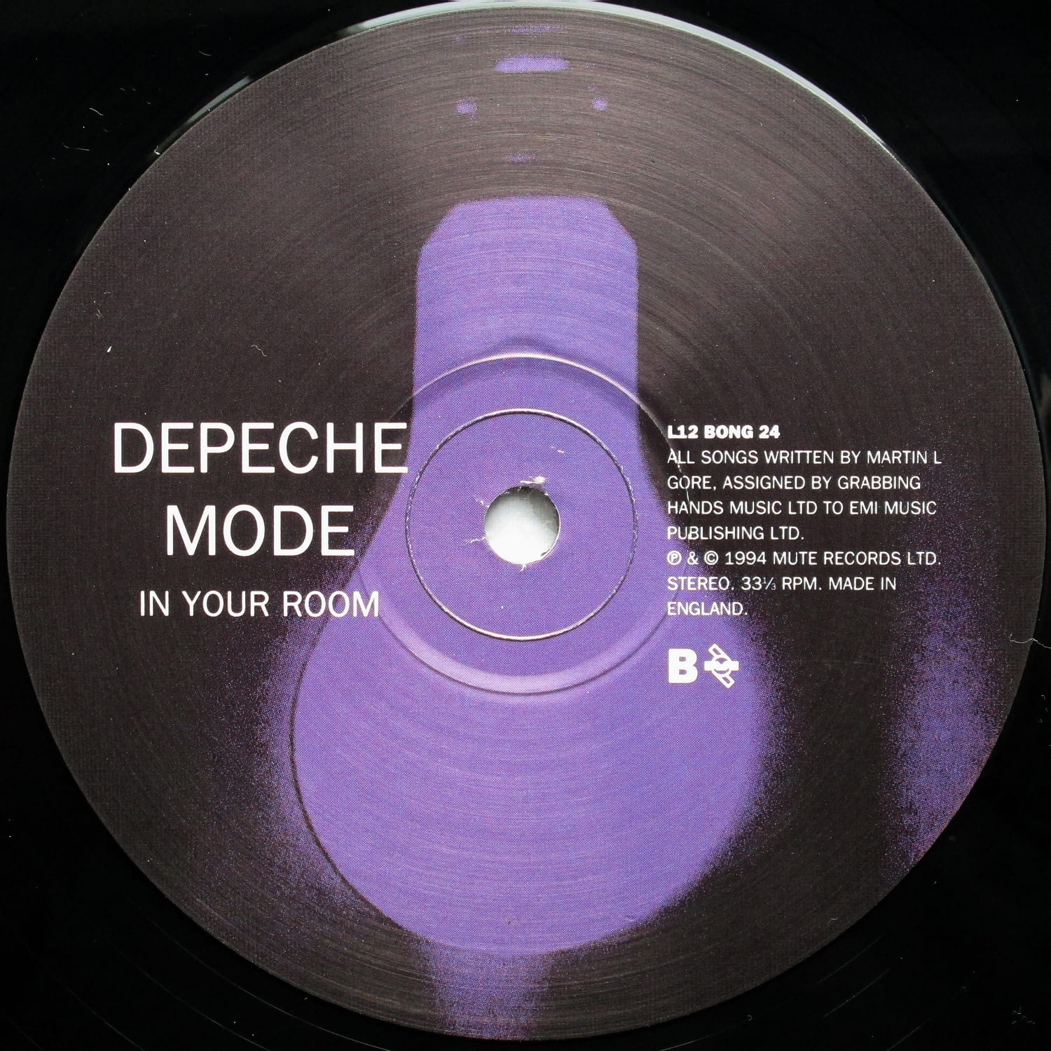 Depeche Mode Quot In Your Room Quot 1993