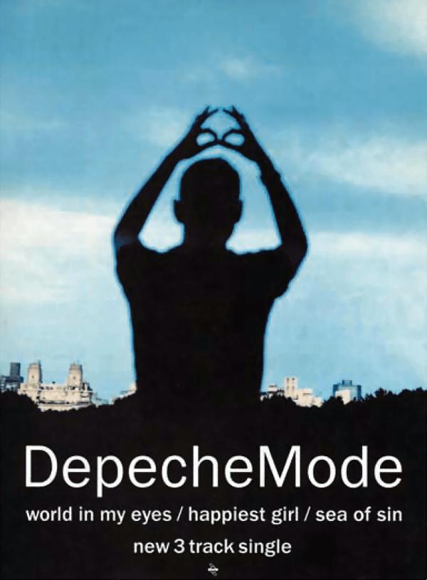depeche mode world in my eyes live