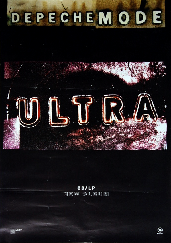 depeche mode ultra album cover