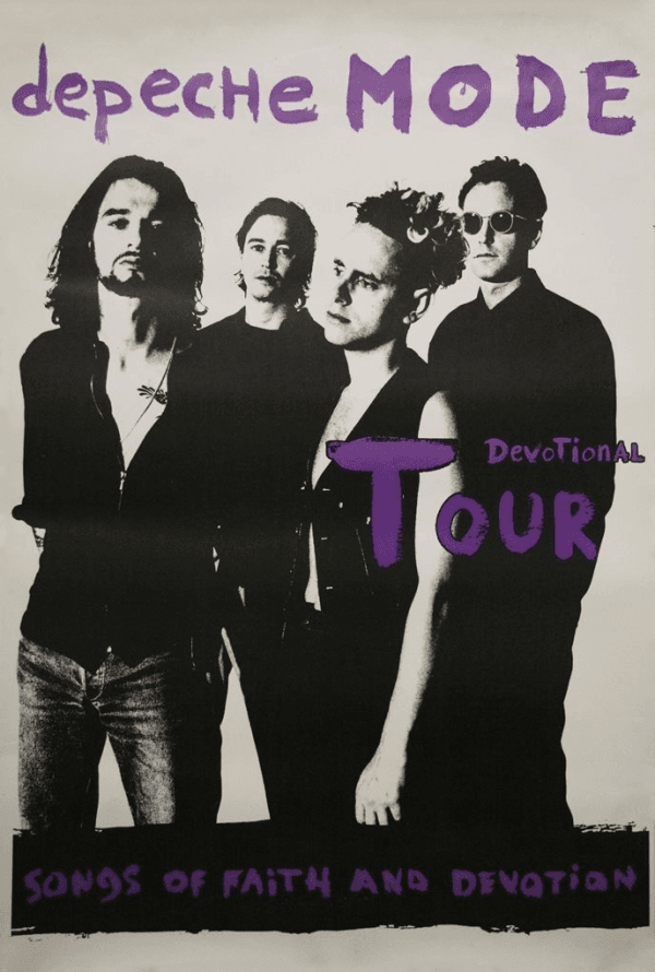 depeche mode devotional tour 1993. Black Bedroom Furniture Sets. Home Design Ideas