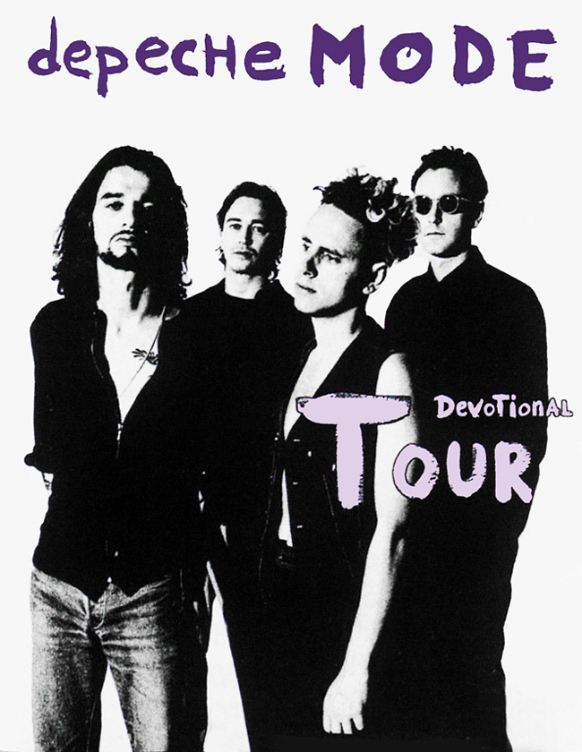 depeche mode concerts