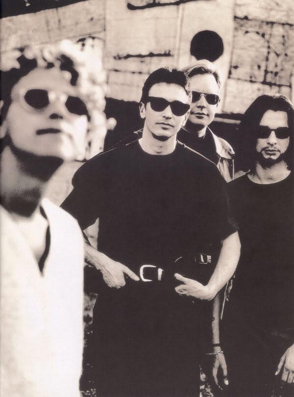 depeche mode exotic tour summer tour 1994. Black Bedroom Furniture Sets. Home Design Ideas