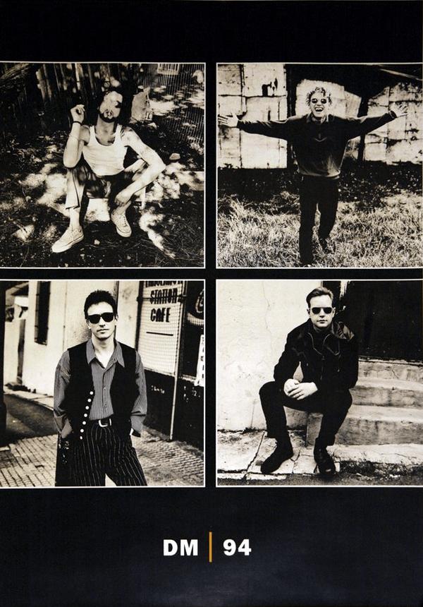 Depeche Mode Exoctic Tour