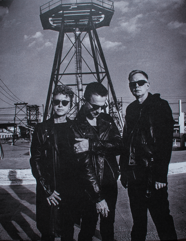 depeche mode tour 2018