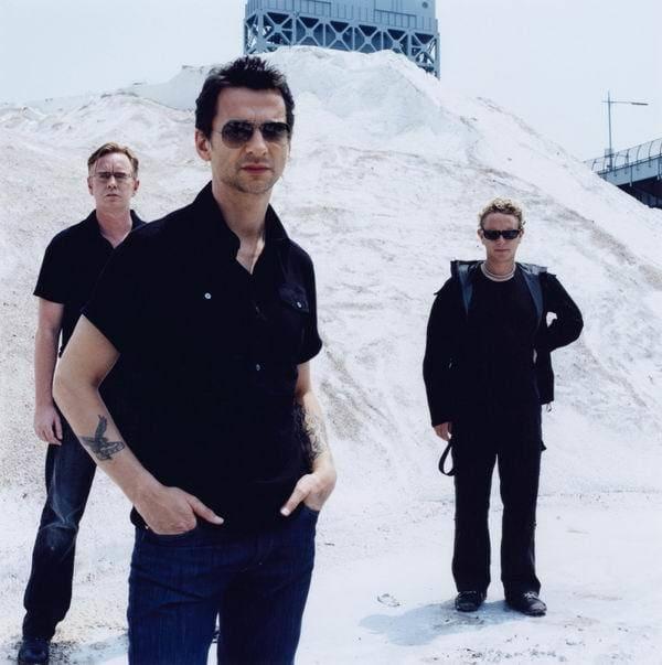 depeche mode 2005