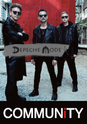 Depeche Mode COMMUNiTY